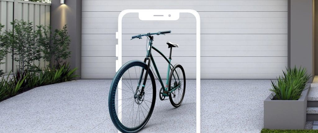 Shopify AR experience